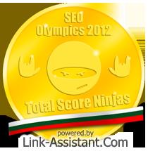 Златен медал за България