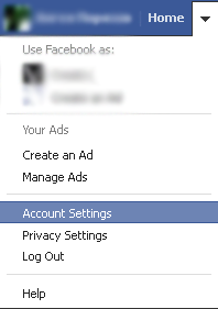 Account Settings