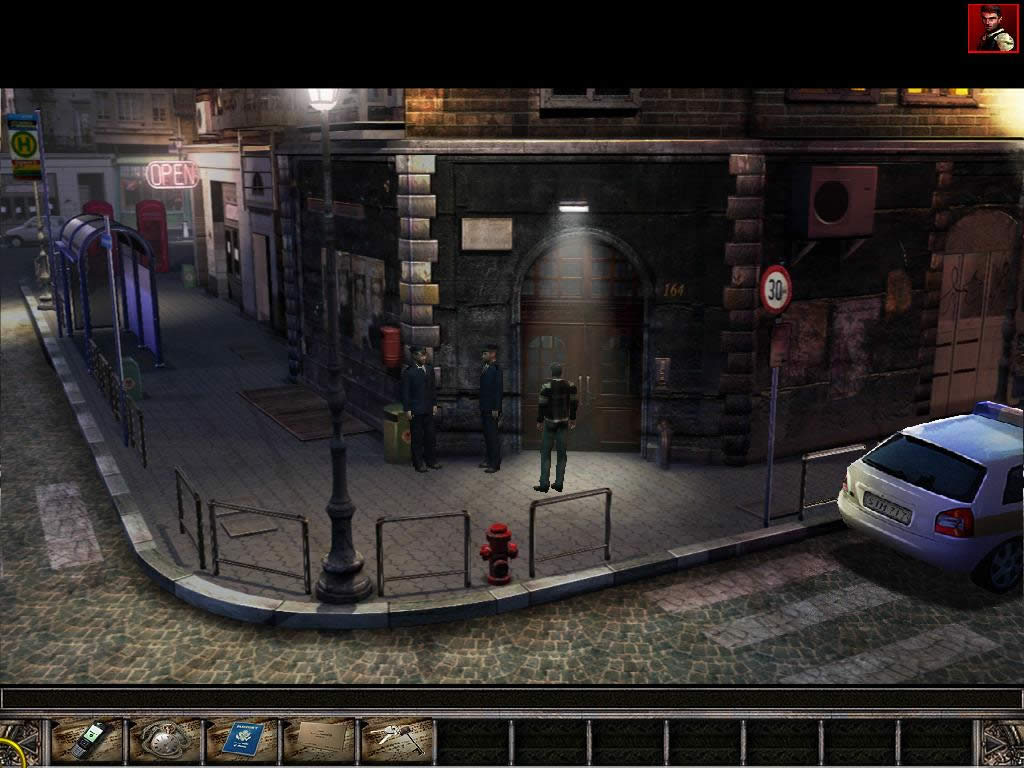 Adventure Game Screenshot
