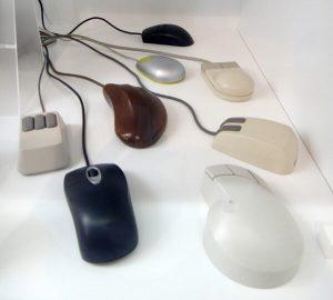Лазерни и оптични мишки